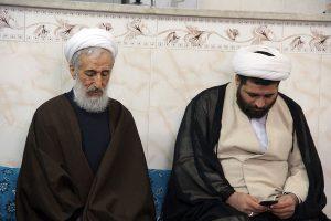 Bazdid-AyatollahSadighi-Fatemiyoun (10)