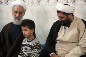 Bazdid-AyatollahSadighi-Fatemiyoun (13)