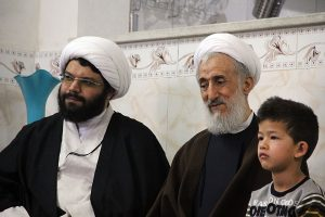 Bazdid-AyatollahSadighi-Fatemiyoun (14)