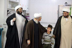 Bazdid-AyatollahSadighi-Fatemiyoun (15)
