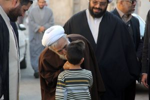 Bazdid-AyatollahSadighi-Fatemiyoun (2)