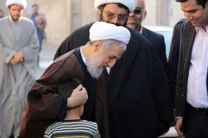 Bazdid-AyatollahSadighi-Fatemiyoun (3)