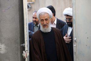 Bazdid-AyatollahSadighi-Fatemiyoun (5)