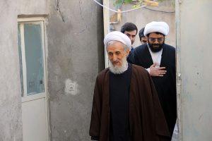 Bazdid-AyatollahSadighi-Fatemiyoun (6)