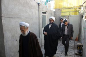 Bazdid-AyatollahSadighi-Fatemiyoun (7)