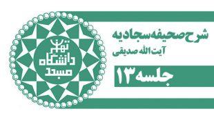 TasvirShakhes-Sadighi-13970128-SahifeSajjadiye-13-TehranUni-Thaqalain_IR