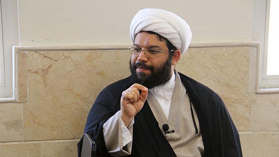 دیدار مدیریت محترم مدرسه علمیه امام خمینی(ره) با طلاب ورودی سال جدید