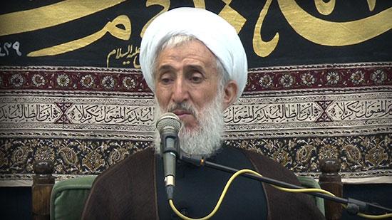 سخرانی عصر تاسوعای حسینی محرم ۱۳۹۷ ـ حوزه علمیه امام خمینی(ره)
