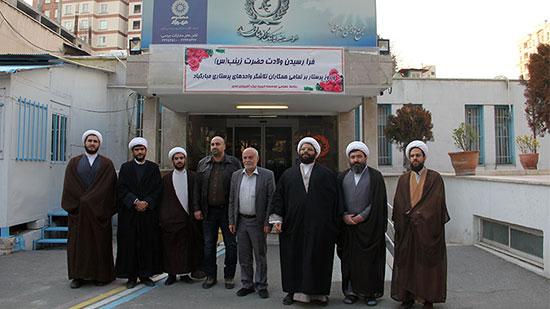 بازدید از مجتمع توانبخشی امام علی علیه السلام