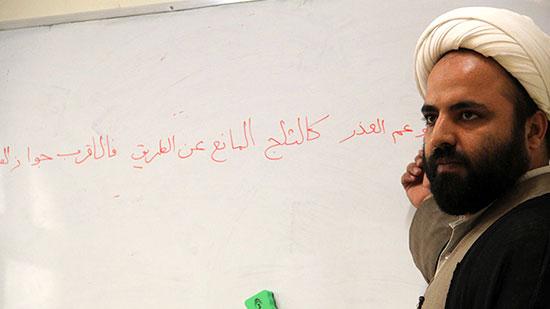 ادبیات عرب ـ جلسه سوم