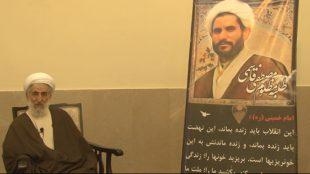 TasvirShakhes-Sadighi-13980209-Talabe Shahid Mostafa Ghasemi-Thaqalain_IR
