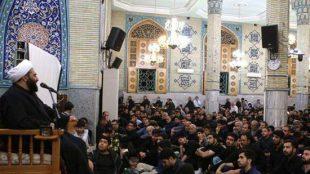 TasvirShakhes-Kashani-13980303-Shabe 19 Ramezan-Masjed Shahid Beheshti-Thaqalain_IR