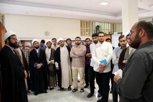 Bazdid Markaze Asnade Enghelabe Eslami-13980501-Thaqalain_IR (20)