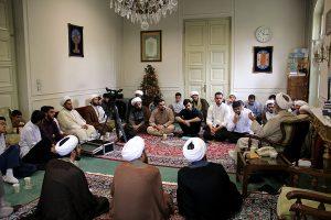 Bazdid Markaze Asnade Enghelabe Eslami-13980501-Thaqalain_IR (28)