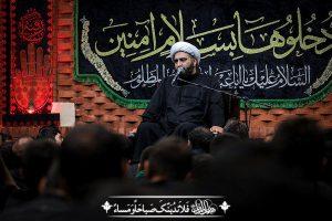 Kashani-13980712-Rooze 05 Safar-Shahadate Hazrate Roghaye(AS)-Heyat Alzahra(S)-Thaqalain_IR (3)