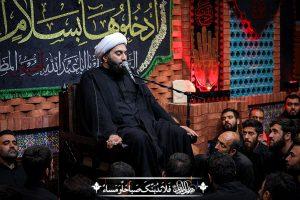 Kashani-13980712-Rooze 05 Safar-Shahadate Hazrate Roghaye(AS)-Heyat Alzahra(S)-Thaqalain_IR (4)