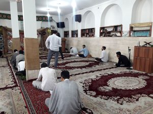 MokalemeArabi-GozareshOrdooTabestan-1398-Mashhade Moghadas-Thaqalain_IR (1)
