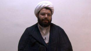 TasvirShakhes-Mohseni-13980713-Shahadat Hazrate Roghaye(AS)-Thaqalain_IR