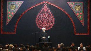 TasvirShakhes-Sadighi-13980804-Shabe 28 Safar-Heyat Razmandegane Gharbe Tehran-Thaqalain_IR