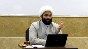 TasvirShakhes-Abdollahi-13980913-Nesbate Feghh Va Akhlagh Va Erfan Dar Eslam-Thaqalain_IR