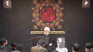 TasvirShakhes-Sadighi-13981021-Hoze-Shahadate Hazrate Zahra(AS)-Thaqalain_IR