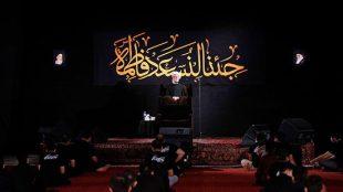 TasvirShakhes-Sadighi-13990603-Shabe 05 Moharram-Heyat Abdollah Ebnel Hasan(AS)-Thaqalain_IR