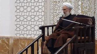 TasvirShakhes-Sadighi-13990610-Shabe 12 Moharram-Masjed Emam Reza(AS)-Thaqalain_IR