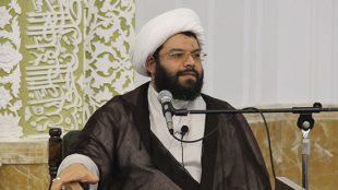 TasvirShakhes-Mohseni-Mozakereh Emam Hossein(AS) Dar Karbala-Thaqalain_IR