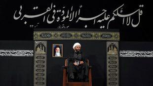 TasvirShakhes-Kashani-13990725-HoseyniyeEmamKhomeini-28Safar-Thaqalain_IR