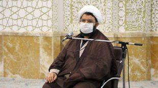 TasvirShakhes-Mohseni-13991026-Ayame Fatemiyeh-Hosseuniye SeyedolShohada(AS)-Thaqalain_IR