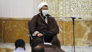 TasvirShakhes-Mohseni-13991027-Ayame Fatemiyeh-Hosseuniye SeyedolShohada(AS)-Thaqalain_IR
