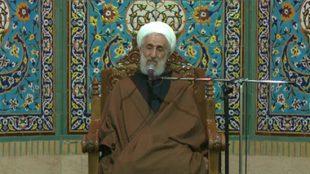 TasvirShakhes-Sadighi-13991013-BozorgDasht Ayatollah Mesbah Va Haj Ghasem-Masjed Ozgol-Thaqalain_IR