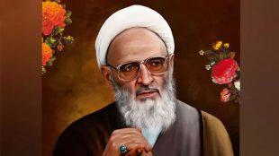 TasvirShakhes-Sadighi-14000704-DarGozasht Ayatollah Hasanzadeh Amoli-Thaqalain_IR